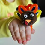 DIY Turkey Ring for Kids