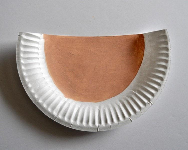 Paper Plate Santa Claus & Paper Plate Santa Claus | I Heart Crafty Things