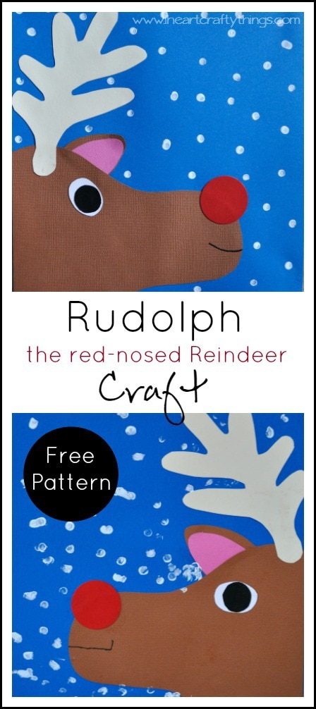paper roll rudolph reindeer craft rudolph paper craft for i crafty things 7027