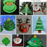 15+ Christmas Crafts for Kids