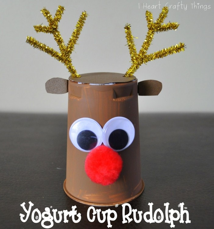 Paper Bag Elf Craft I Heart Crafty Things