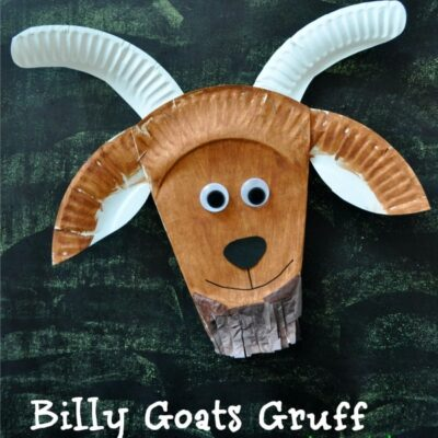 Three Billy Goats Gruff Craft