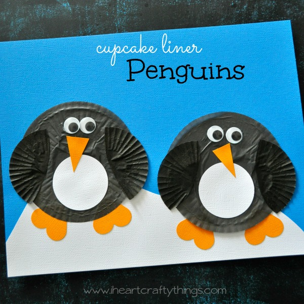 Arctic Animals Craft Ideas