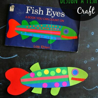 """Fish Eyes"" Design-A-Fish Craft"