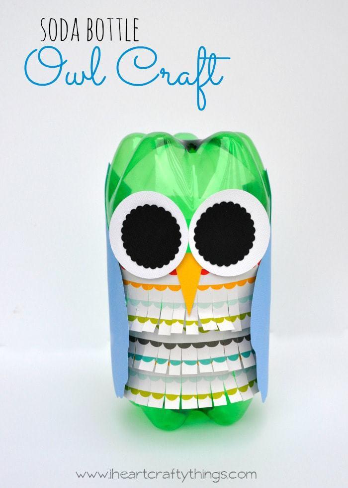 2 Liter bottle crafts president