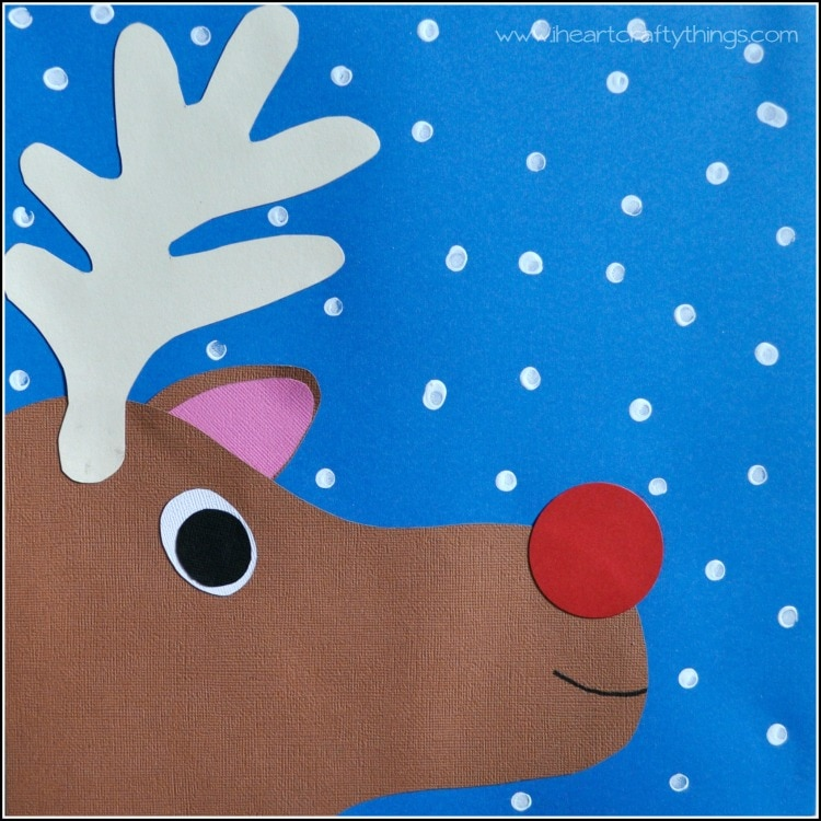 Arctic animals crafts for kids - photo#21