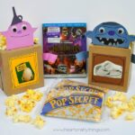 The Boxtrolls DIY Popcorn Boxes
