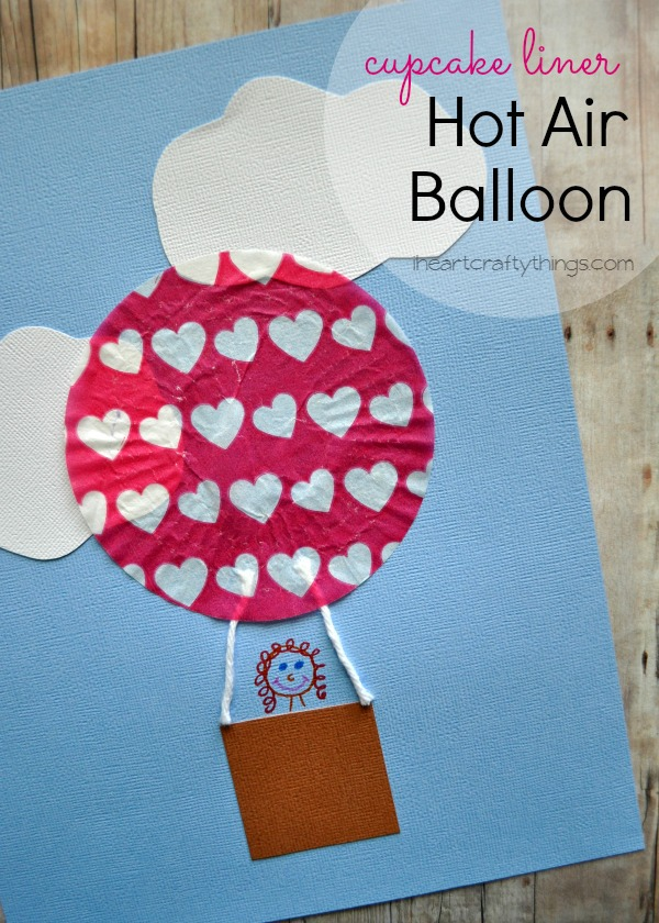 Valentine Crafts For Kindergarteners