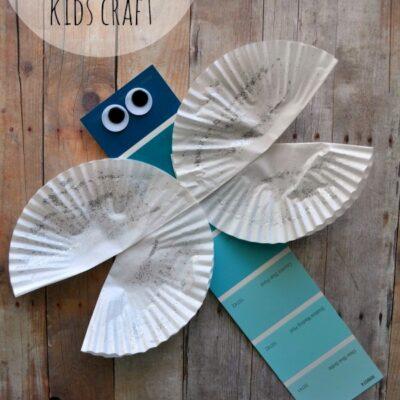 Dragonfly Kids Craft