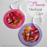Flower Necklaces with The Artful Year