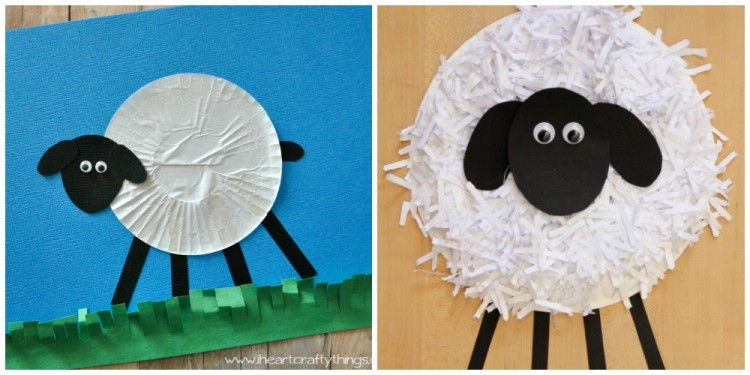 Chinese Year Of The Sheep  Crafts