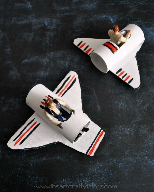 space shuttle craft ideas - photo #5