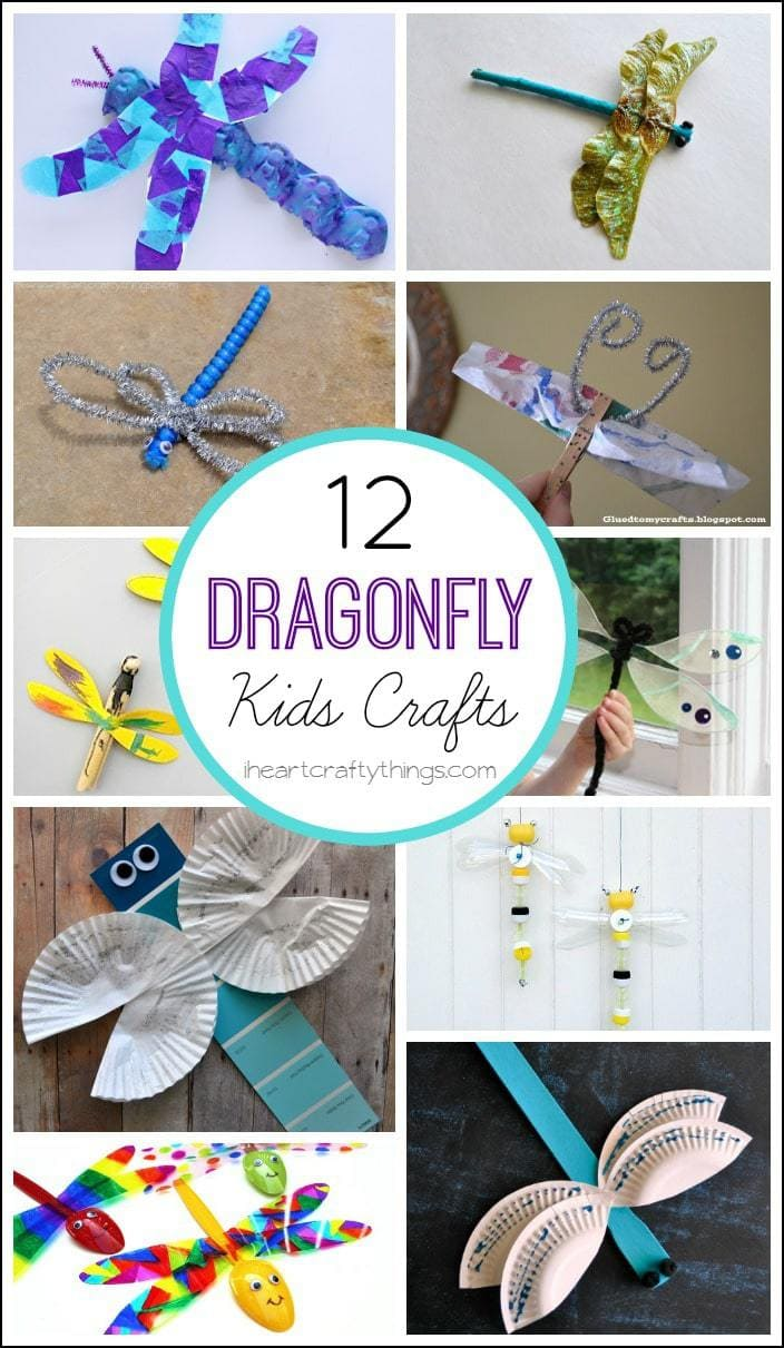 Dragonfly arts and crafts - Dragonfly Arts And Crafts 39