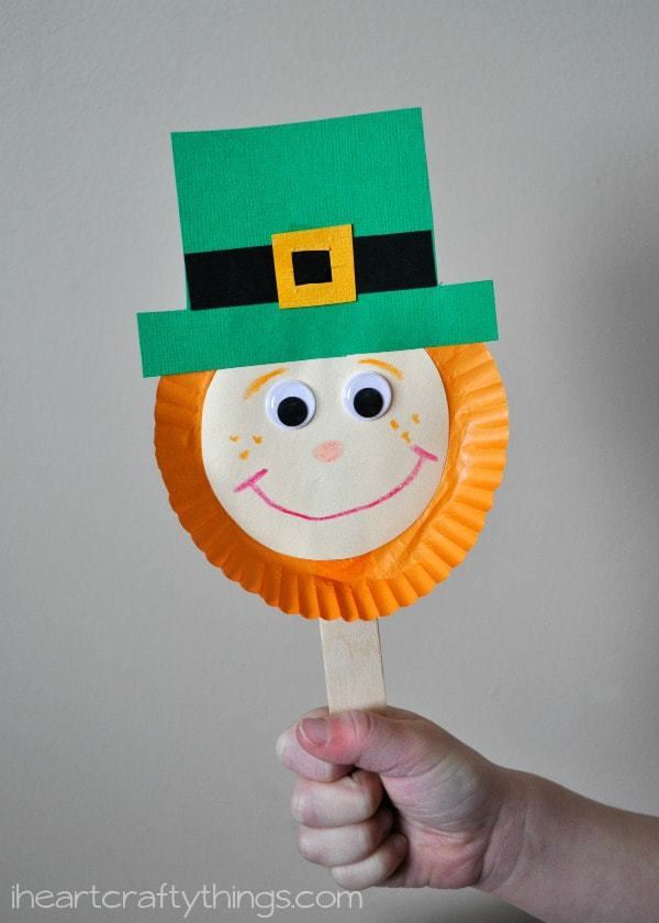 Saint Patrick S Day Crafts For Kids