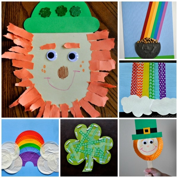 St Patricks Day Crafts: 20 St. Patrick's Day Crafts And Activities For Kids