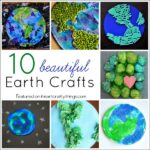 10 Beautiful Earth Crafts for Kids