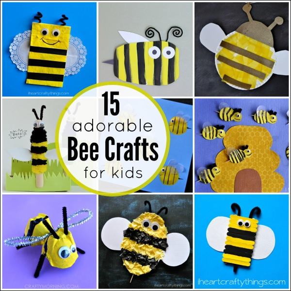 Busy Bees Art And Craft Book