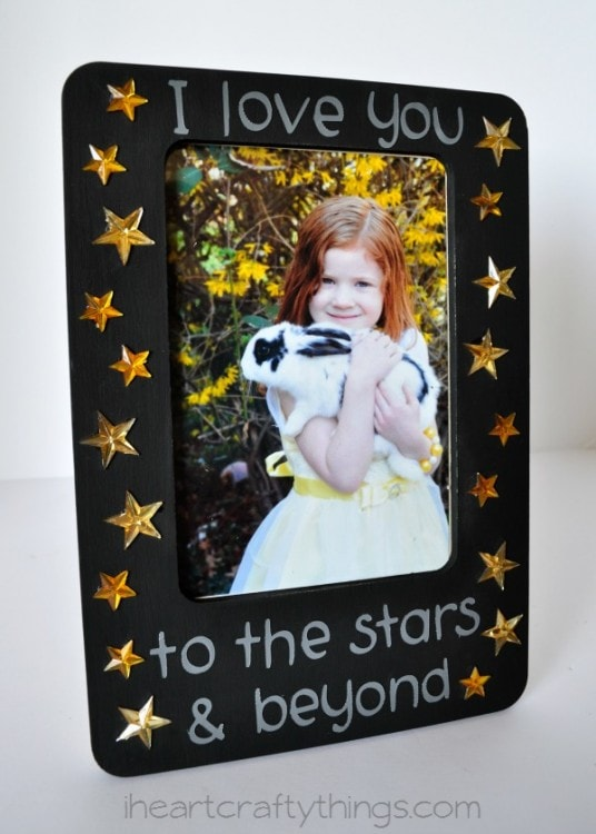 diy mothers day photo frame gift - Mothers Day Picture Frame