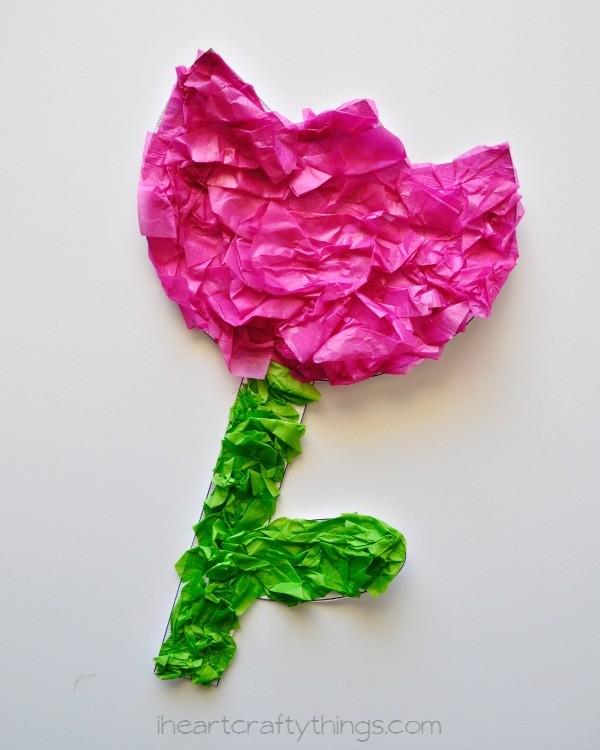 paper flower crafts for preschool vatoz atozdevelopment co