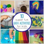 10 Super Fun Bath Activities for Kids