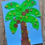 Chicka Chicka Boom Boom Kids Craft