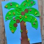 Chicka Chicka Boom Boom Kids Craft