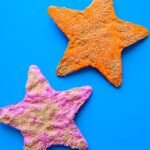 Puffy Paint Starfish Craft for Kids
