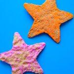 Puffy Paint Starfish Craft for Kids
