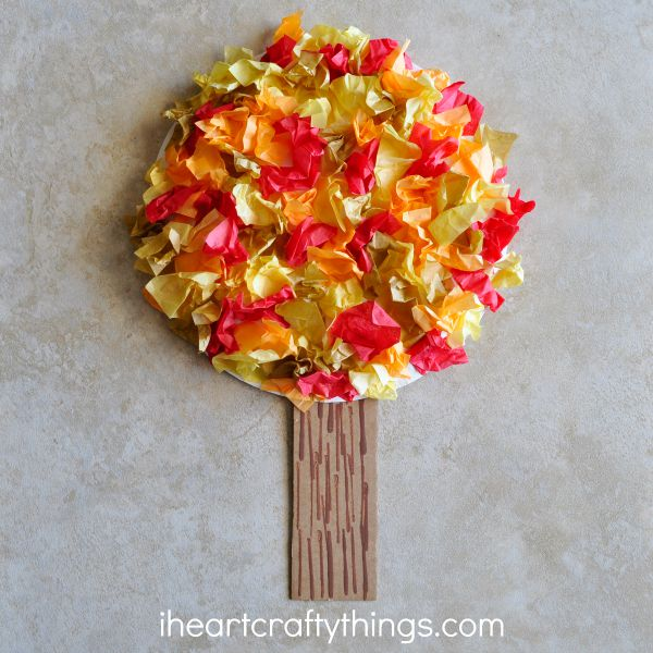 Creative Craft Ideas With Tissue Paper