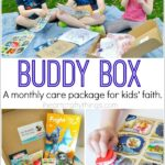 Family Faith Lessons with the Buddy Box Program