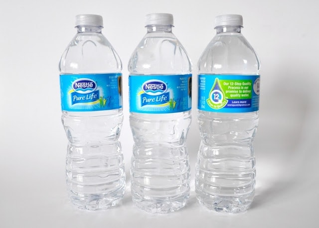 Personalized Water Bottle Labels for Kids