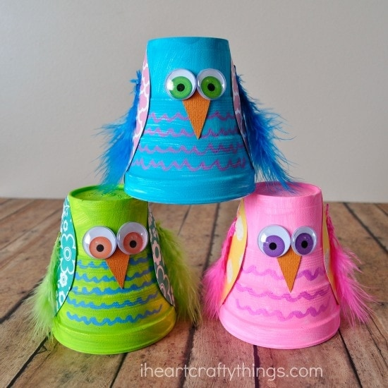 Styrofoam Cup Craft Ideas