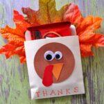 DIY Thanksgiving Turkey Party Favors