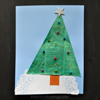 Recyclable materials archives page 6 of 9 i heart for Christmas crafts from recycled materials