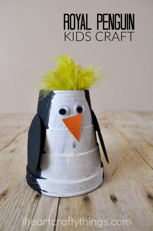 You might also enjoy these crafts & Royal Penguin Kids Craft   I Heart Crafty Things