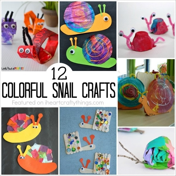 Spring Art Crafts For Toddlers