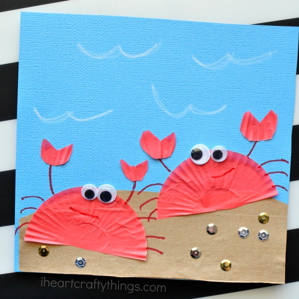 cupcake-liner-crab-craft-2