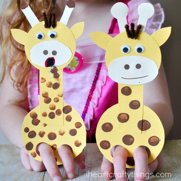 Zoo Craft Ideas For Preschoolers