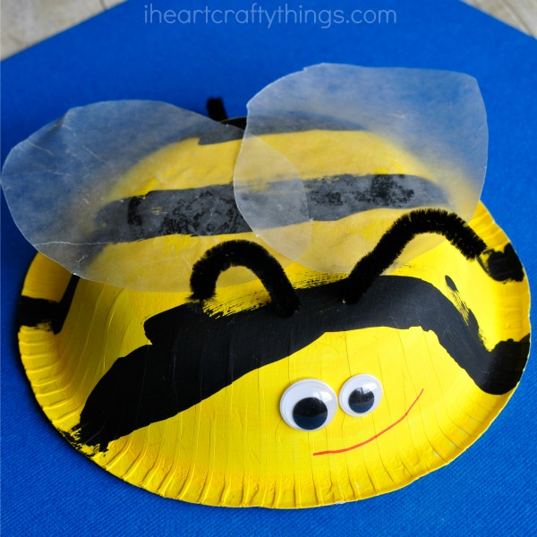 paper-bowl-bee-craft