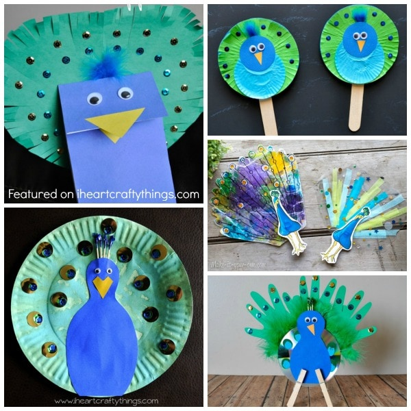 peacock-crafts