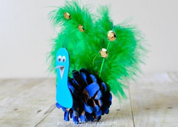 pinecone-peacock-craft-3