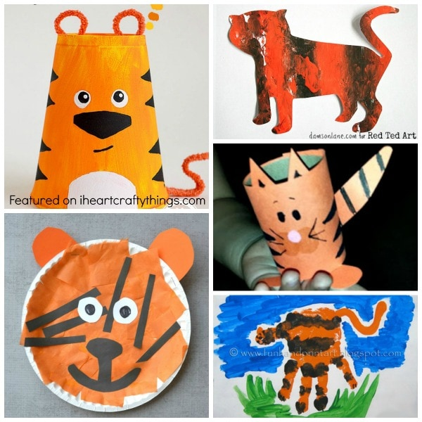tiger-crafts