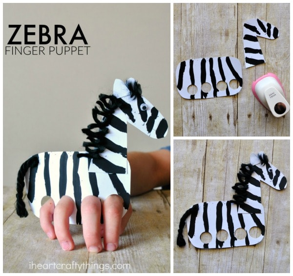 zebra-craft-finger-puppet-4