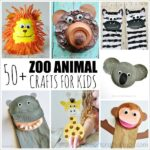 Summer is the perfect time to visit your local zoo, and what better way to bring the fun home than by making one of these 50+ zoo animal crafts for kids.