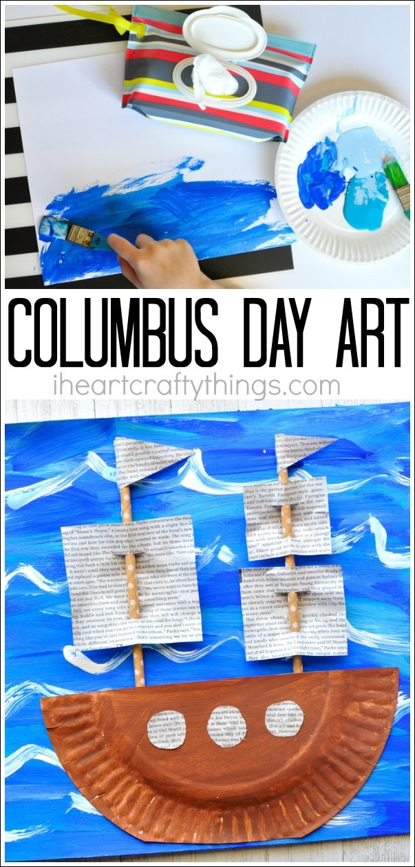 columbus-day-art-project