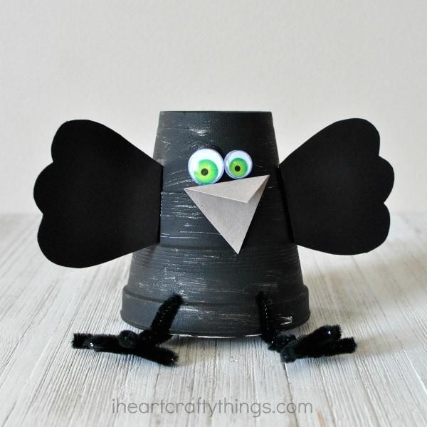 foam-cup-crow-craft-2