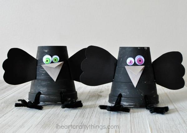 foam-cup-crow-craft-4