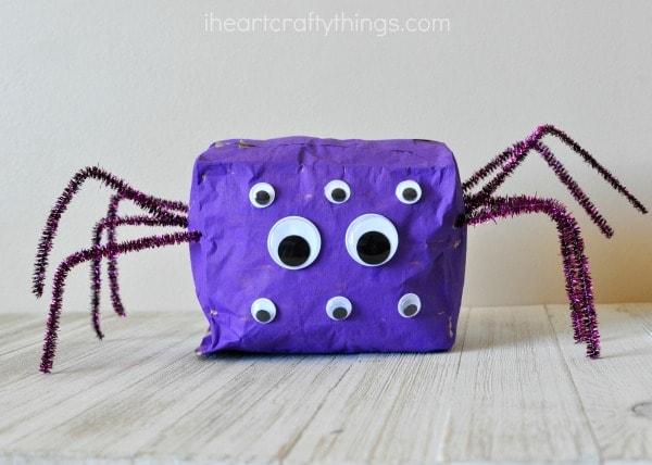 paper-bag-spider-craft-4
