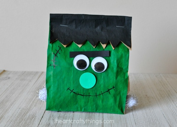 stuffed-paper-bag-frankenstein-craft-4