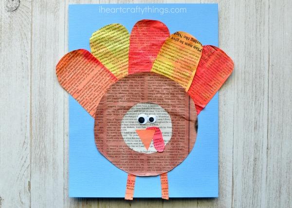 newspaper-turkey-craft-4